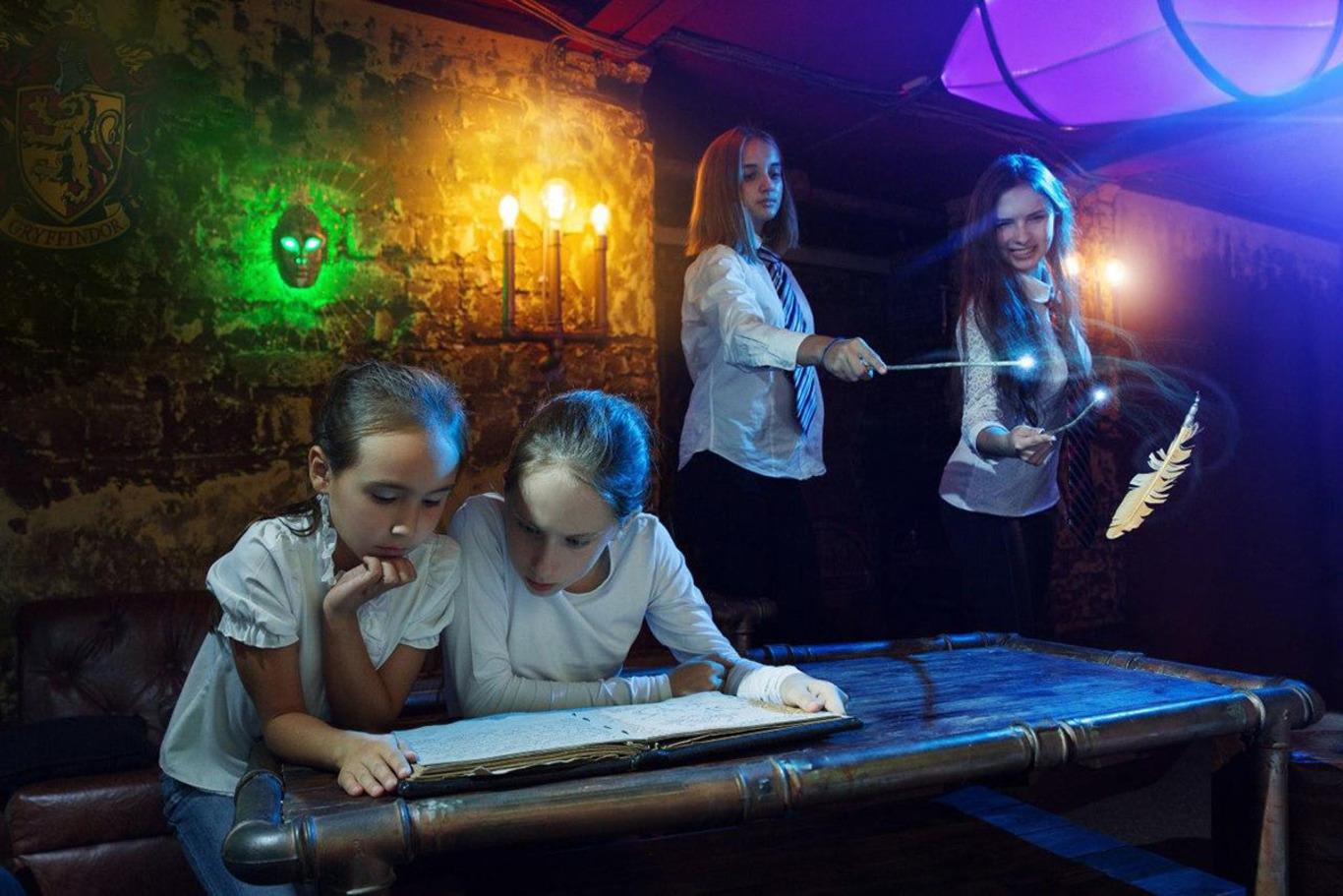 школа магии сугробовой